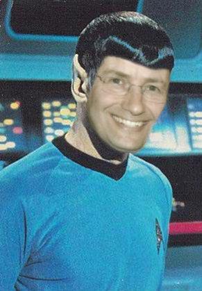 Dario Franceschini Star Trek foto