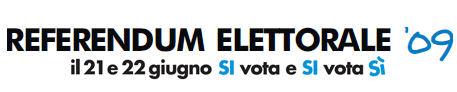 referendum elettorale