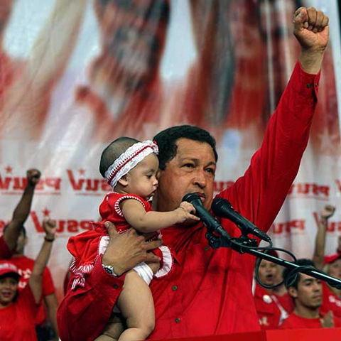 Chavez foto