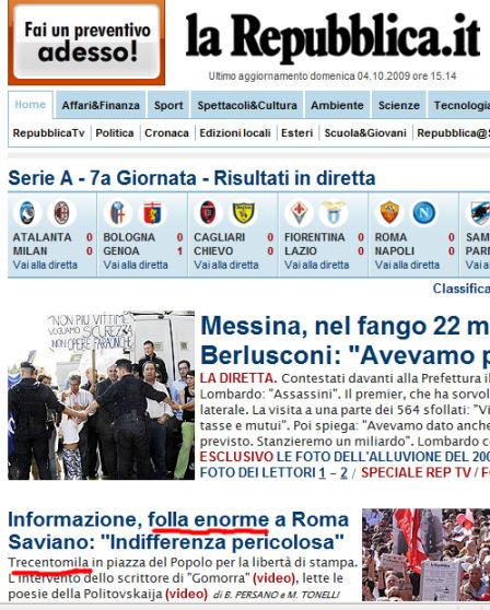 La Repubblica e le notizie false