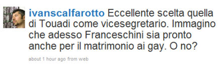 scalfarotto twitter