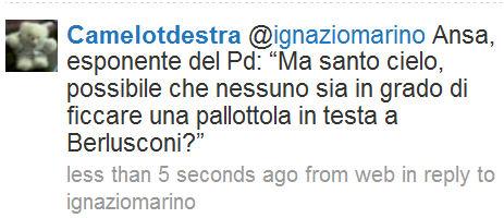 Domande a Marino