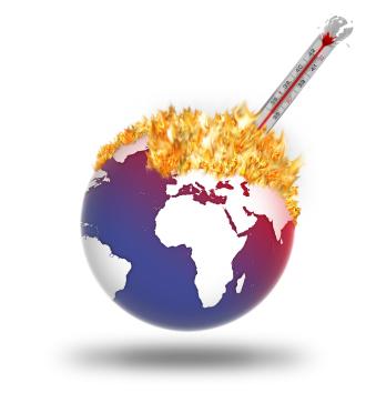 Global Warming Riscaldamento globale foto
