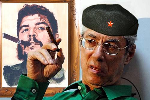 Umberto Bossi Che Guevara foto