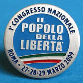 Popolo della Libertà logo foto