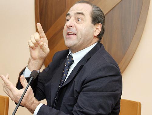 Antonio Di Pietro foto