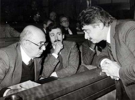 Napolitano, D'Alema e Occhetto foto